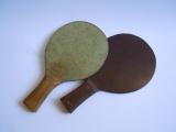 Ping-Pong-Schläger von Kain und Abel
