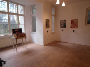 """Ausstellung 2013: """"Oh wie so trügerisch, sind Frauenherzen...."""" - zusammen mit Peer Boehm im Museum für verwandte Kunst"""