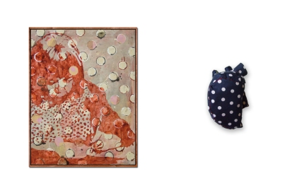 """The heart of Yayoi Kusama 草間 彌生 (*1929), probably the most famous Japanese woman artist, described herself as an """"obsessive artist"""". Her conceptual art concentrates on Polka dots"""