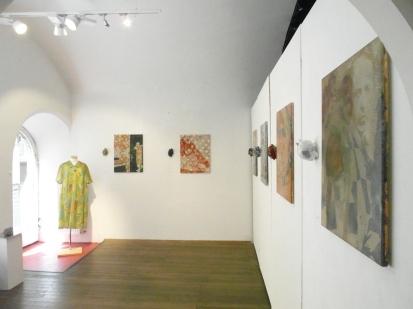 Ausstellung der Frauenherzen zusammen mit Peer Boehm in der Galerie Aichhorn in Salzburg. 2016